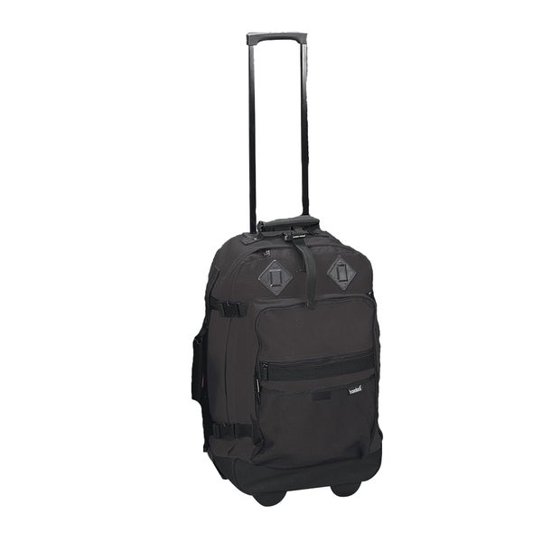 Goodhope Rolling Travel Backpack