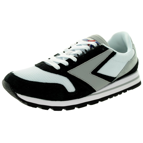 Brooks Men's Chariot Black/White Running Shoe