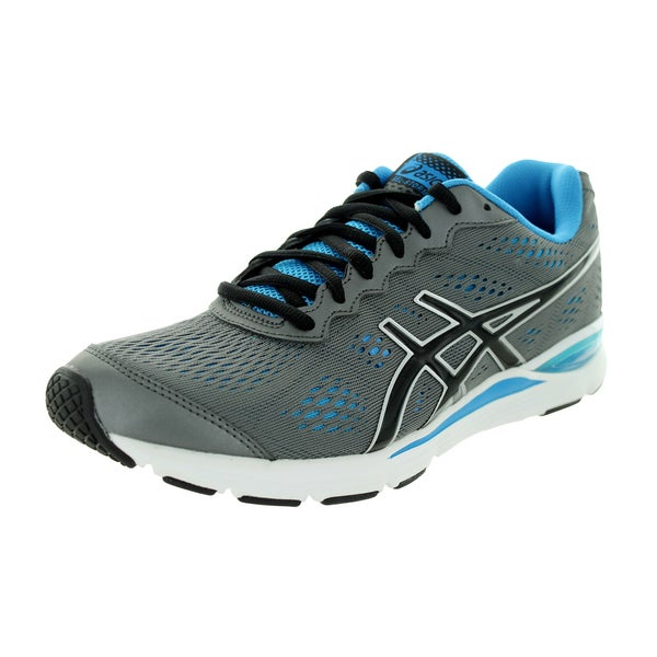 Asics Men's Gel-Storm 2 Granite/Black/Malibu Running Shoe