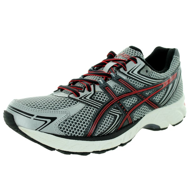 Asics Men's Gel-Equation 7 Lightning/Onyx/Red Running Shoe