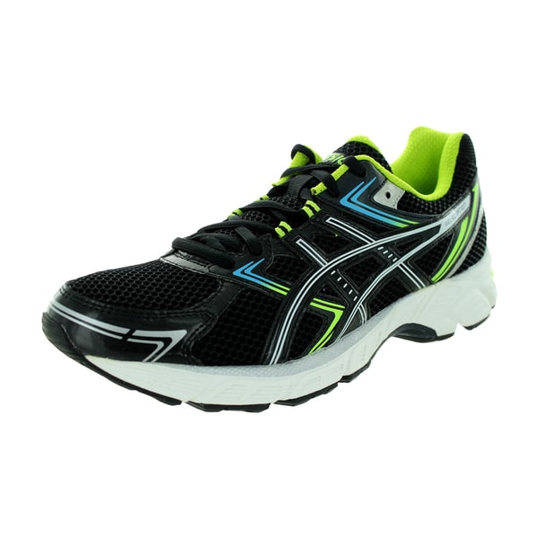 Asics Men's Gel-Equation 7 Black/Onyx/Lime Running Shoe