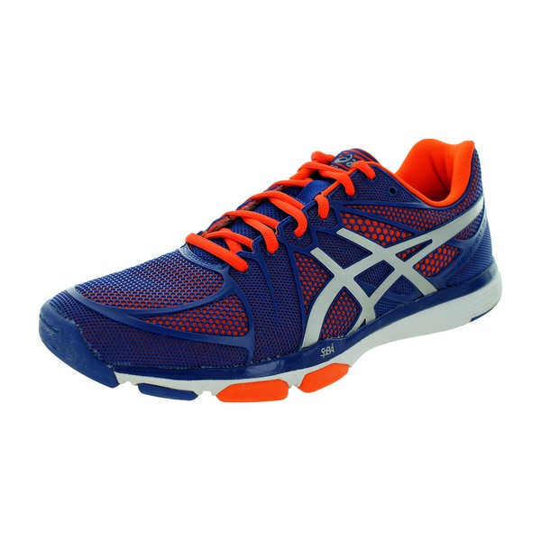 Asics Men's Gel-Exert Tr Dark Bluever Orange Running Shoe