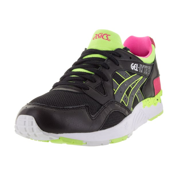Asics Men's Gel-Lyte V Black/Black Running Shoe