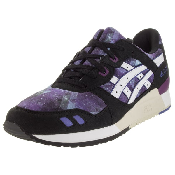 Asics Men's Gel-Lyte Iii Monaco Blue/White Running Shoe