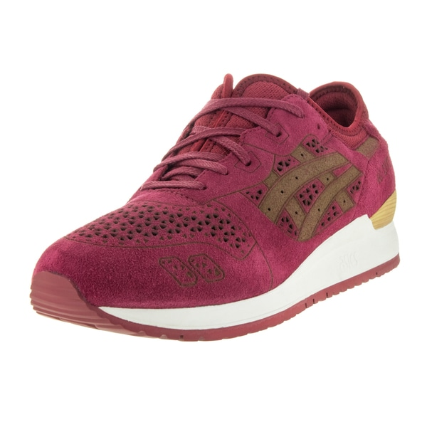 Asics Men's Gel-Lyte Iii Lc Burgundy/Burgundy Running Shoe