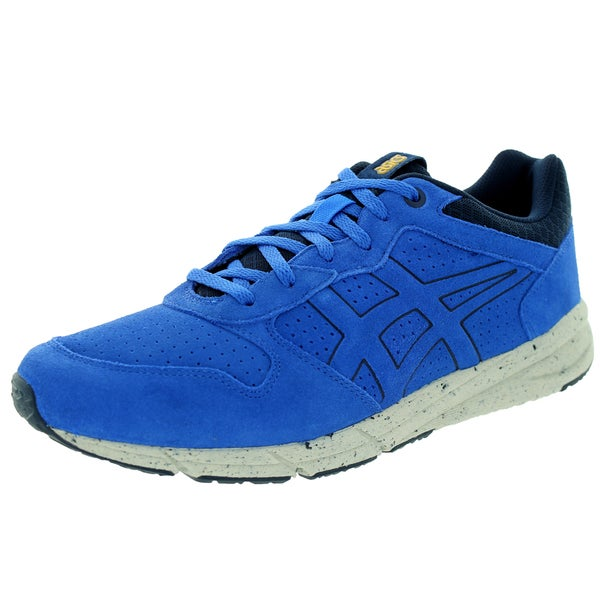 Asics Men's Shaw Runner Strong Blue/Strong Blue Running Shoe