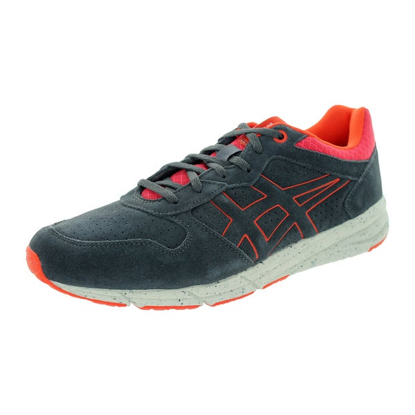Asics Men's Shaw Runner Dark Grey/Dark Grey Running Shoe