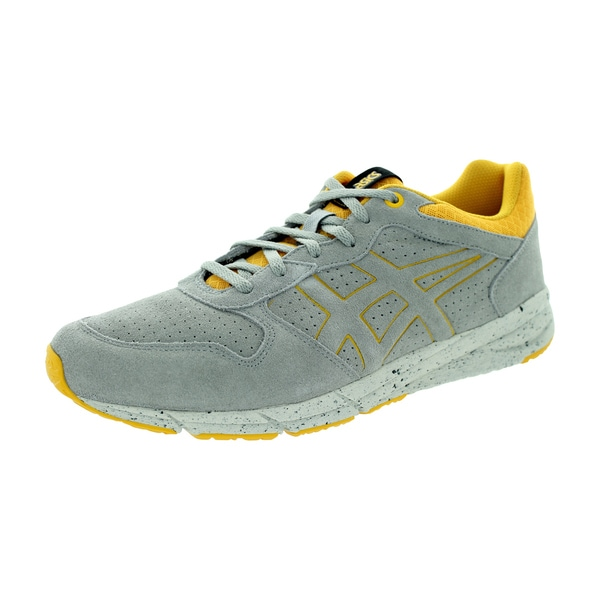 Asics Men's Shaw Runner Light Grey/Light Grey Running Shoe