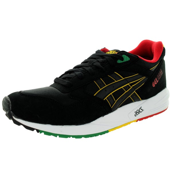 Asics Men's Gelsaga Black/Black Running Shoe