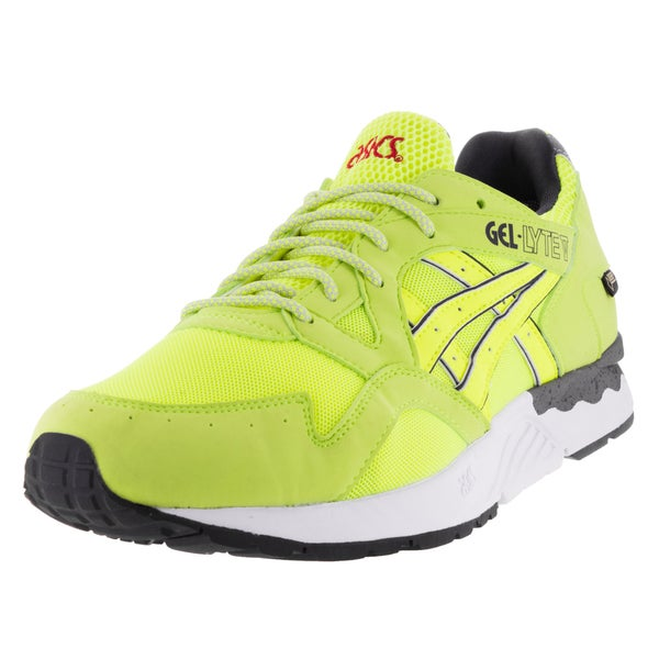 Asics Men's Gel-Lyte V Lime/Lime Running Shoe
