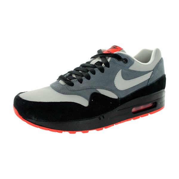 Nike Men's Air Max 1 Ltr Granite/Granite/Dark Grey/Black Running Shoe