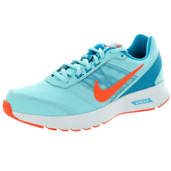 Nike Women's Air Releness 5 Copa/Hyper Orange/White Running Shoe