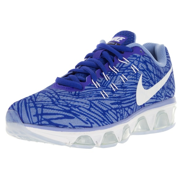 Nike Women's Air Max Tailwind 8 Chalk Blueue/White/Racer Blue Running Shoe