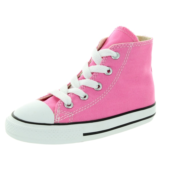Converse Toddler's Chuck Taylor All Star Pink Sapphir Basketball Shoe