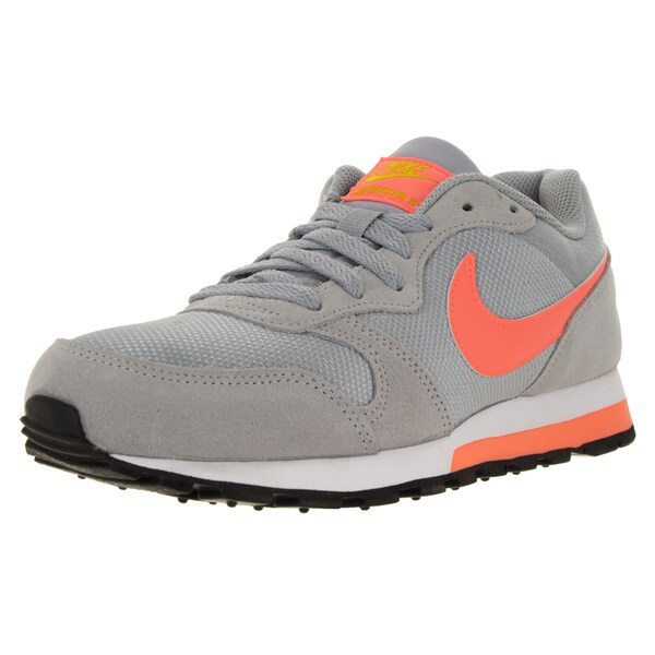 Nike Women's Md Runner 2 Wlf /Brightt Magenta/Vrsty Mz/Whi Running Shoe