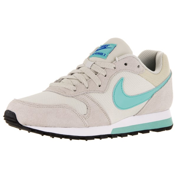 Nike Women's Md Runner 2 / Trq/White Running Shoe