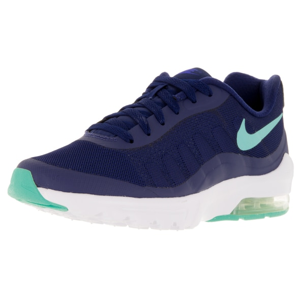 Nike Women's Air Max Invigor Lyl Blue/ Trq/White Running Shoe