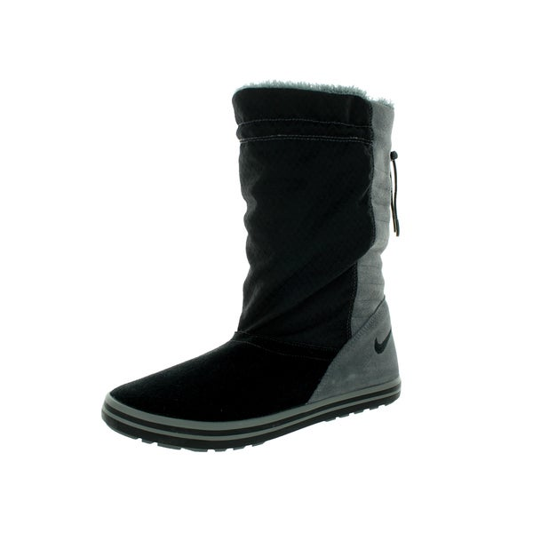 Nike Women's Facile Black/Black/Anthracite Boot