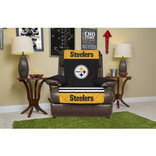 Licensed NFLPittsburgh Steelers Recliner Protector