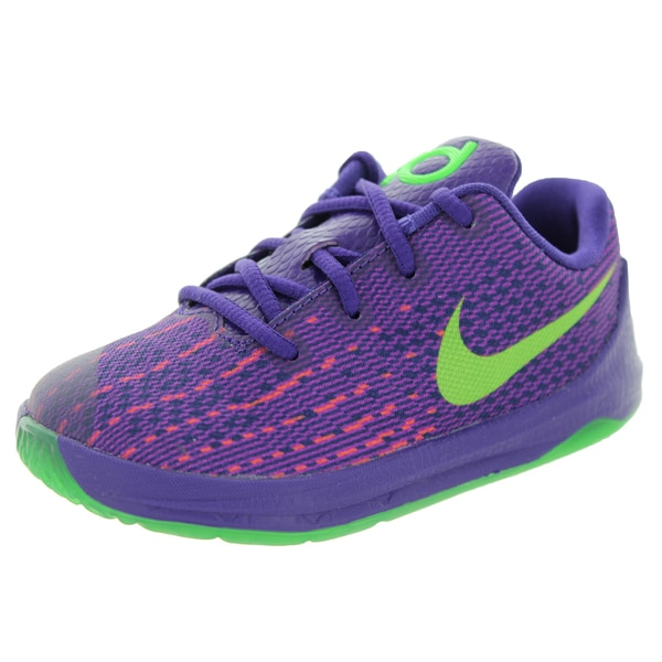 Nike Toddlers Purple Basketball Shoes
