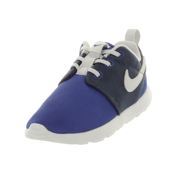 Nike Toddlers Roshe One Blue/White Running Shoes