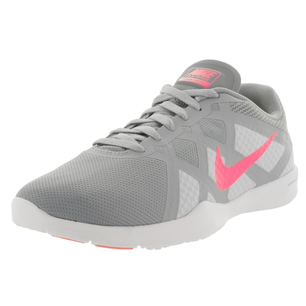 Nike Women's Lunar Lux Tr /Pink Pw/Wlf Training Shoe