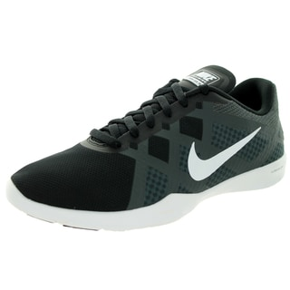 Nike Women's Lunar Lux Tr Black/White/Anthracite/Volt Training Shoe