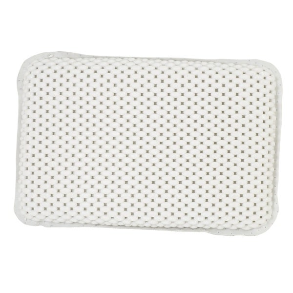 Bath Bliss Foam Bath Pillow