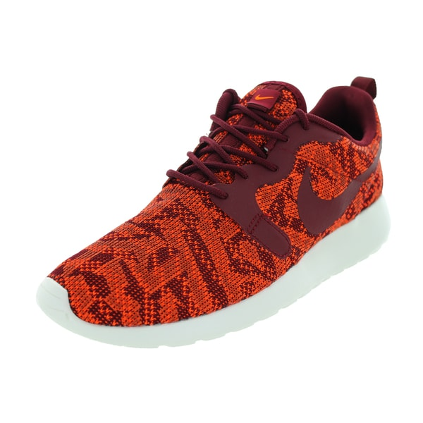 Nike Women's Roshe One Kjcrd Total Orange/Team Red/Sail Running Shoe