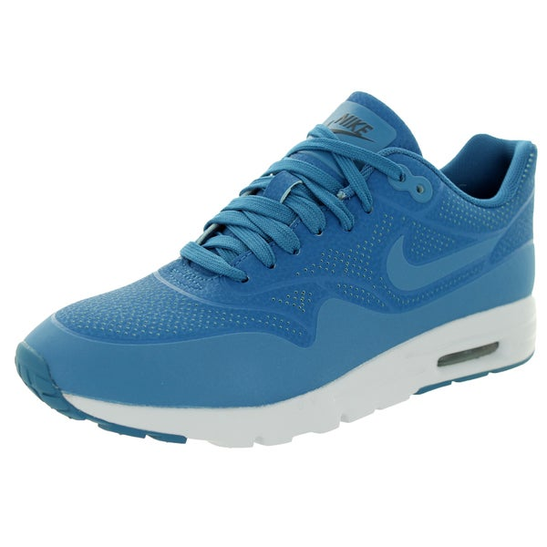 Nike Women's Air Max 1 Ultra Moire /Blue/Pr Pl Running Shoe