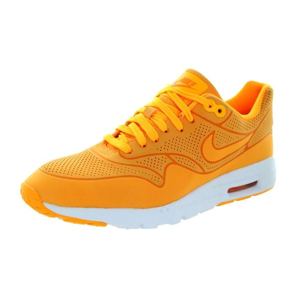 Nike Women's Air Max 1 Ultra Moire Lsr Orange/Lsr Orange/Orange/Whi Running Shoe