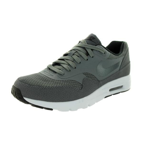 Nike Women's Air Max 1 Ultra Essentials Dark Grey/Dark Grey/Black/ Running Shoe
