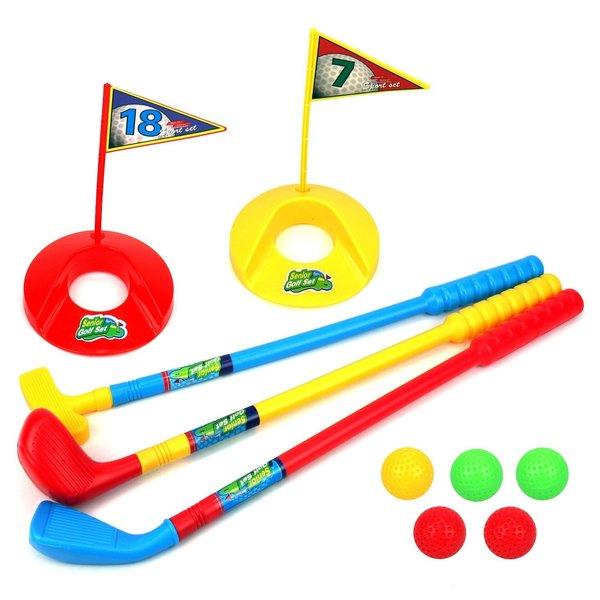 Velocity Toys Champion Sport Kids' Toy Golf Playset