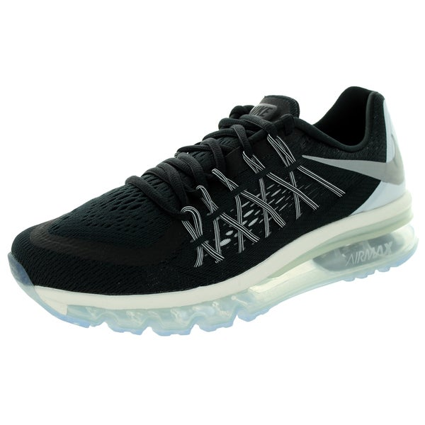 Nike Women's Air Max 2015 Black/Rflct Slvr/White/ite Running Shoe