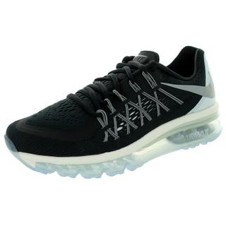 Nike Women's Air Max 2015 Black/Rflct Slvr/White/ite Running Shoe