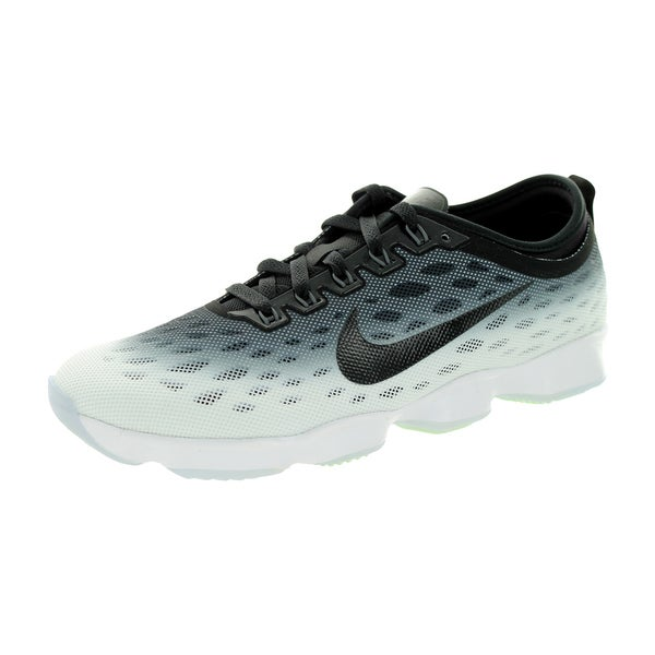 Nike Women's Zoom Fit Agility Black/Black/Dark Grey/White Training Shoe