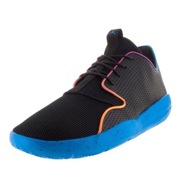 Nike Jordan Kids'S Jordan Eclipse Bg Black/Pink/Orange Running Shoe