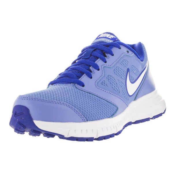 Nike Women's Downshifter 6 Chalk Blueue/White/White Running Shoe
