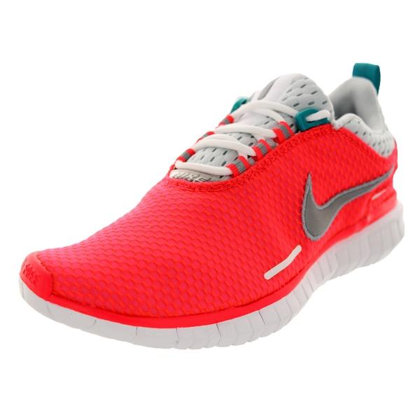 Nike Women's Free Og '14 Br /Metallic Silver/Trb G/L Running Shoe