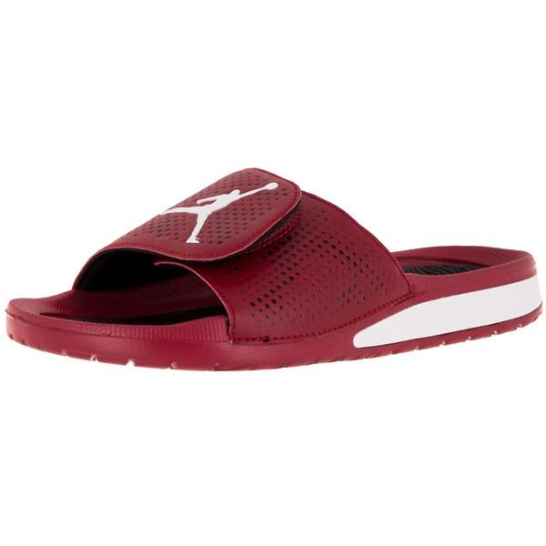 Nike Jordan Kid's Jordan Hydro 5 Bg Gym Red/White/Black Sandal