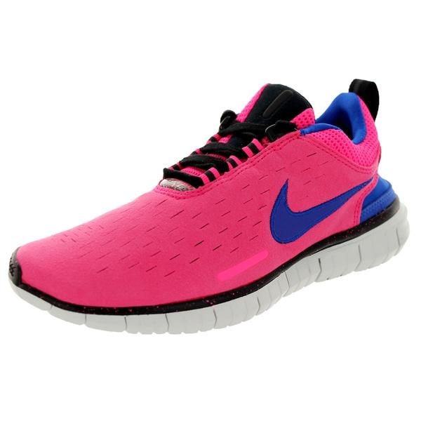 Nike Women's Free Og '14 Hyper Pink/Hyper Cobalt Running Shoe