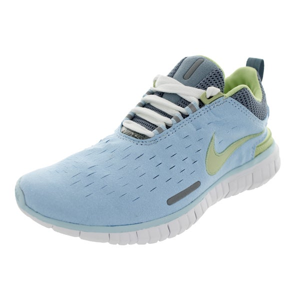 Nike Women's Free Og '14 Pale/Blue/Pstch/White/ Stn Running Shoe