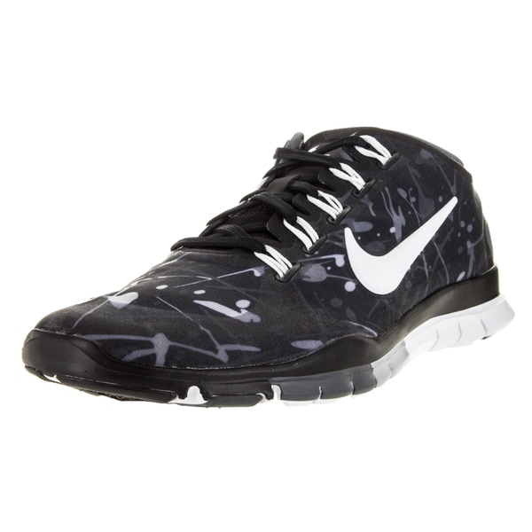 Nike Women's Free Tr Connect 2 Black/White/Wolf Grey/Drk Grey Training Shoe