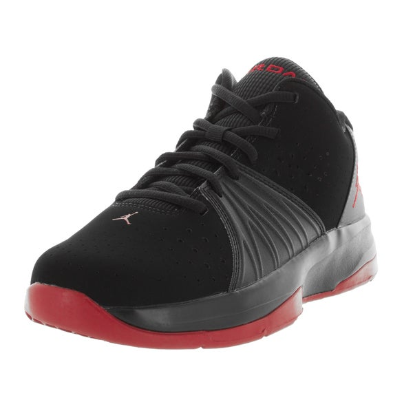 Nike Jordan Kid's Jordan 5 Am Bg Black/Gym Red/Black Training Shoe