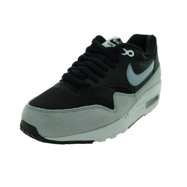 Nike Women's Air Max 1 Essential Black/Dove Grey/Pure Platinum Running Shoe