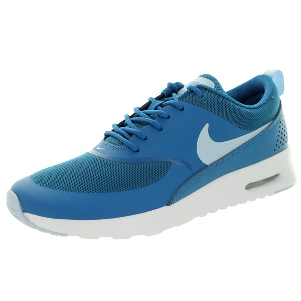 Nike Women's Air Max Thea Brigade Blue/Porpoise/White Running Shoe