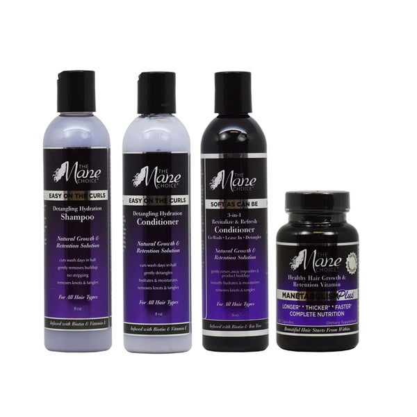 The Mane Choice 4-piece Set