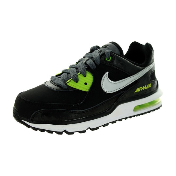 Nike Kid's Air Max Wright Ltd (Ps) Black/Metallic Silver/Dark Grey/Frc G Running Shoe