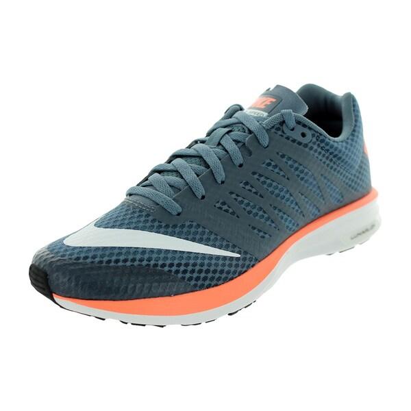 Nike Women's Lunarspeed+ Armory Slate/ite/Atmc Pink Running Shoe