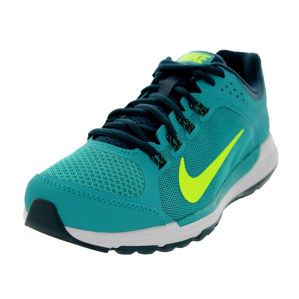 Nike Women's Zoom Elite+ 6 Turbo Green/Voltnghtshd/White Running Shoe